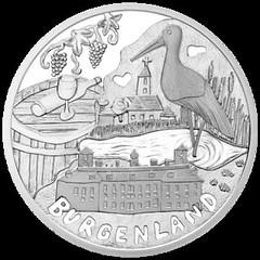 Austria Burgenland Coin obverse