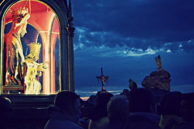 Pellegrinaggio verso la Madonna Nera di Viggiano (III)