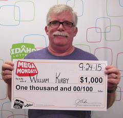 William Kirby - $1,000 Mega Mondays