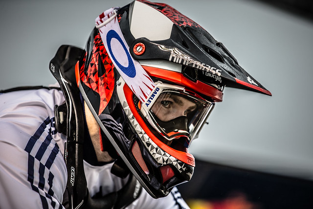 Great Britain Cycling Team at the UCI BMX Supercross World Cup - Rock Hill