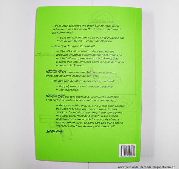 trecho, Resenha, livro, Missão Pré-Sal 2025, Vivianne Geber