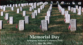 Memorial Day -- Arlington National Cemetery (VA) May 30, 1999