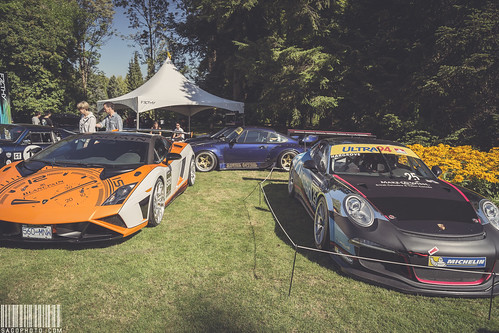 Luxury Supercar Weekend 2015