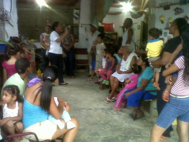 Casas de Oración: Estado Miranda 13-09-15