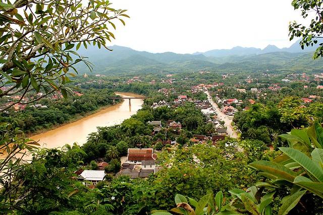 Qué ver en Luang Prabang en 1 día