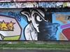 Graffitti przy Wyścigach