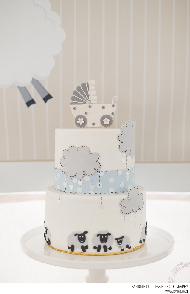 Baby Sheep Baby Shower Dessert Table Lovilee Blog