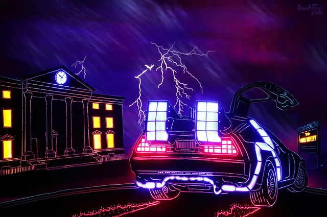 Regreso al futuro - Back to the future