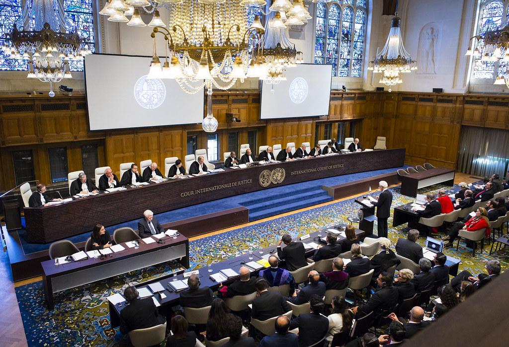 Audiencias orales del caso denominado 'Supuestas violaciones de derechos soberanos y espacios marítimos en el mar Caribe'. Septiembre 28 al 2 de octubre de 2015
