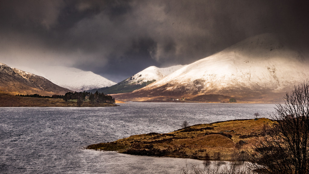 The Highlands, Scotland picture