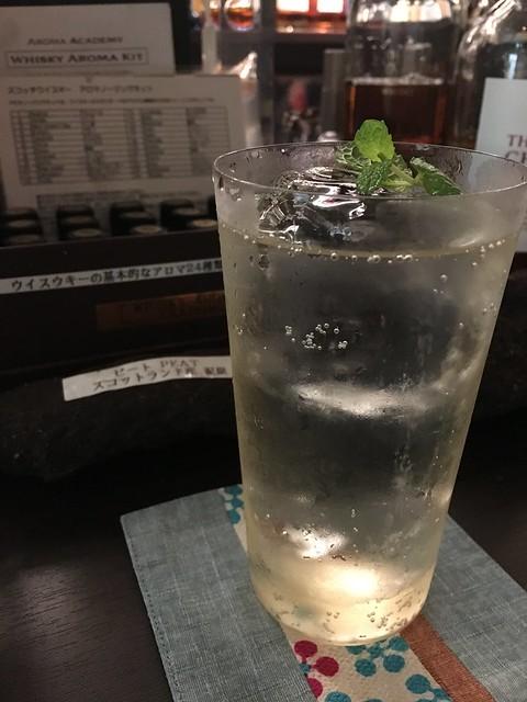 白州 with Soda