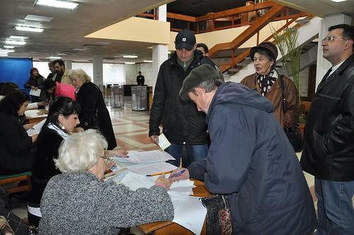 Міліція отримала 30 повідомлень про порушення виборчого законодавства