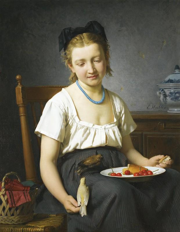Emile-Auguste Hublin - Le Gouter