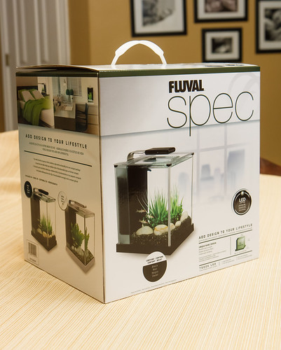 Fluval Spec III Aquarium Box