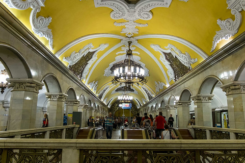 Участок Сокольнической линии метро будет закрыт 18декабря