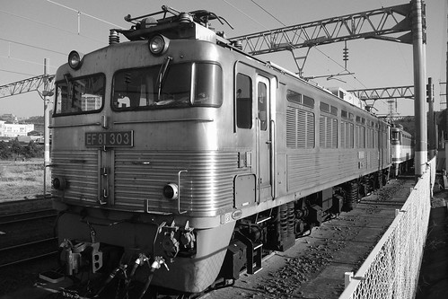 EF81 at Kagoshima on OCT 24, 2015 (1)