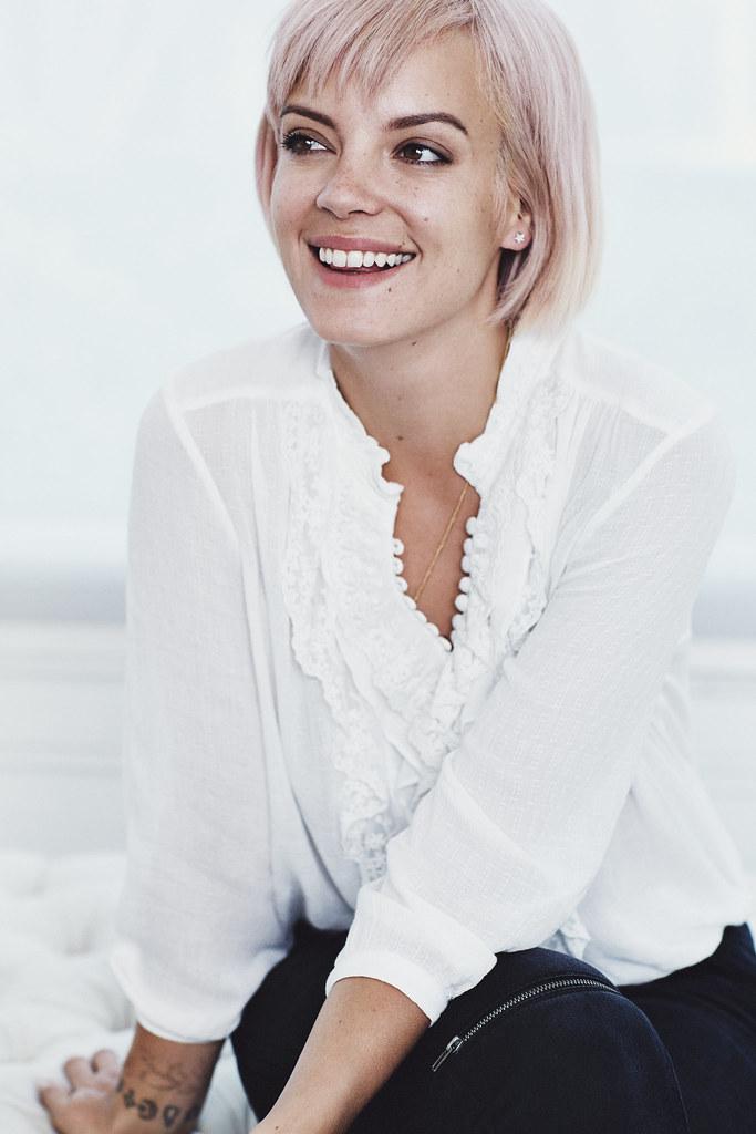 Лили Аллен — Фотосессия для «Vero Moda» Зима 2015 – 23