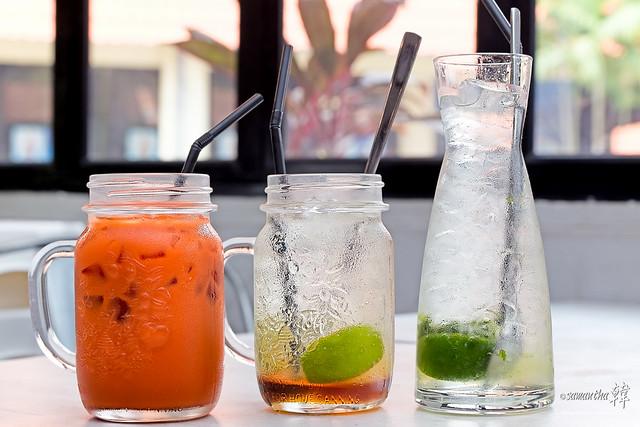 Gin Khao - DRINKS