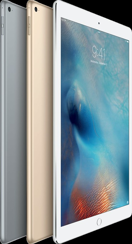 iPad Pro Colors