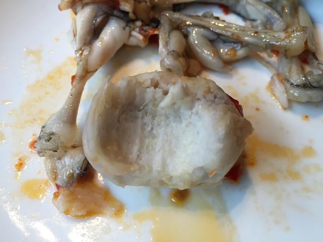 Steamed bullfrog legs - Guyi Hunan