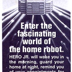 Mon, 2015-11-30 07:42 - Enter the fascinating world of the home robot! 1984 ad for Hero Jr