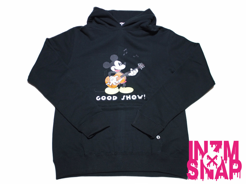 GOODENOUGH | GOOD SHOW! SWEAT HOODIE