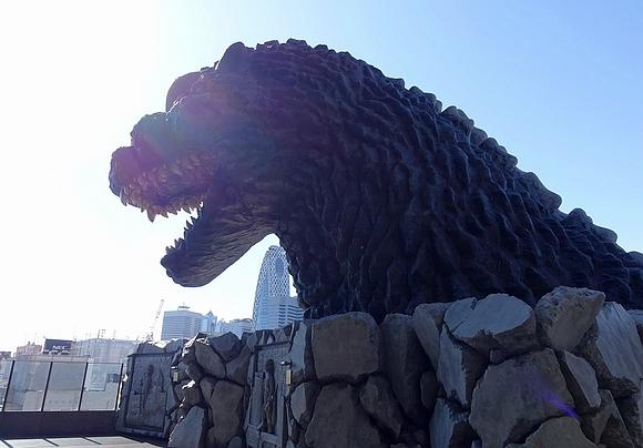 東京住宿哥吉拉酒店11