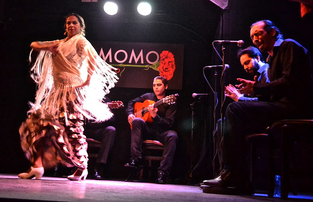 Flamenco en Madrid - Cardamomo Tablao Flamenc