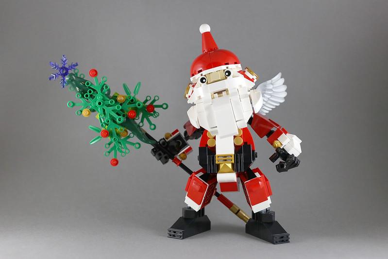 耶誕戰隊 Santa of Clans