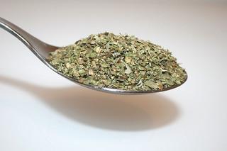 05 - Zutat Majoran / Ingredient majoram
