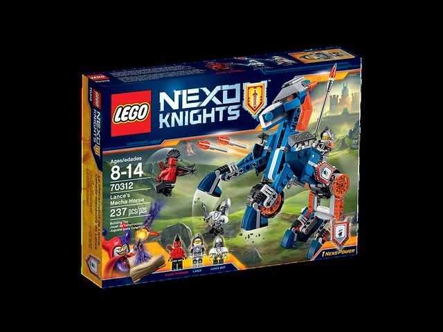 LEGO Nexo Knights 70312 - Lance's Mecha Horse