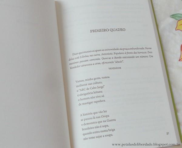 Resenha, livro, O Berço do Herói, Dias Gomes, Roque Santeiro, nova-edição, bertrand, diagramação