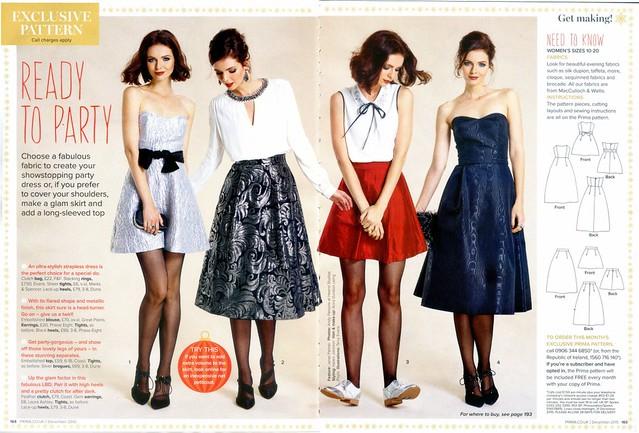 Prima Magazine - Pattern, December 2015 (02)