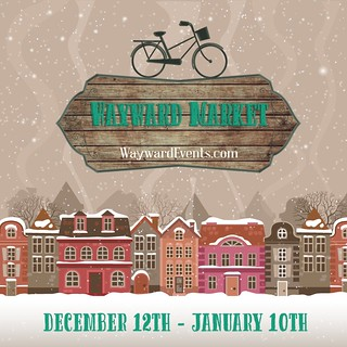 Wayward Market OPENS & with OVER 20 GIFTS!