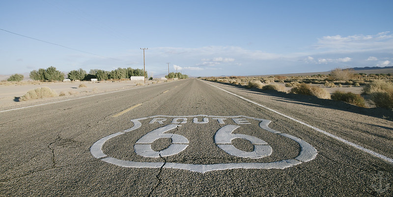 Route 66 // California