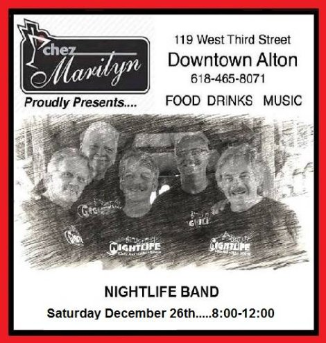 Nightlife Band 12-26-15