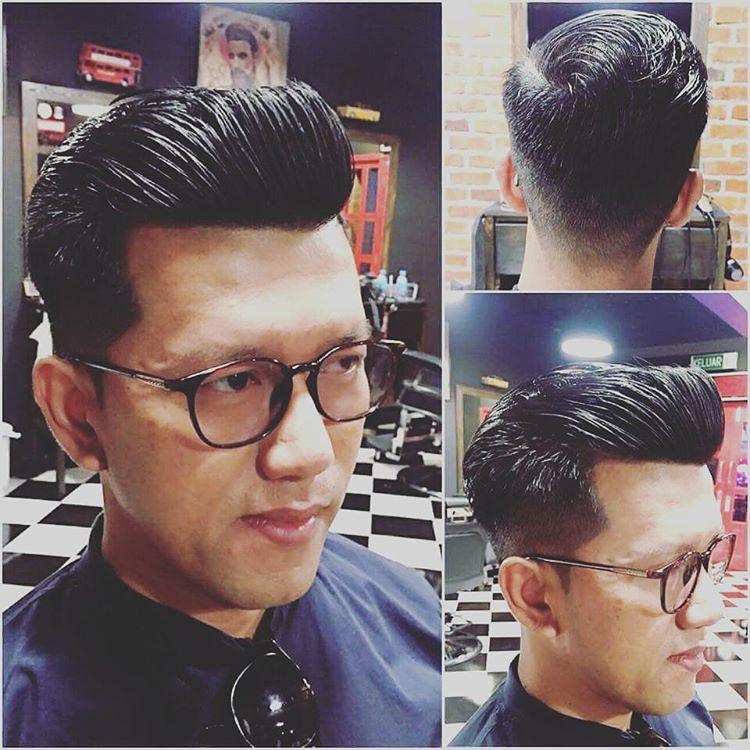 Tq @Edd.thebarber! Nanti Kita Bawak @Arjalee Datang Shoot Gunting Rambut Kat Aana Ya! #Eddthebarber #Budieydotcom #Budieyators #Hairstyle #Smartcut