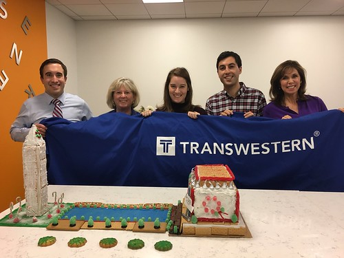 Young Professionals Take on Gingerbread