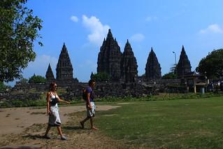 Obraz Prambanan Temple. prambanantemple wonderfulindonesia centraljava java indonesia batu candi rakaipanamkaran mataramkuno