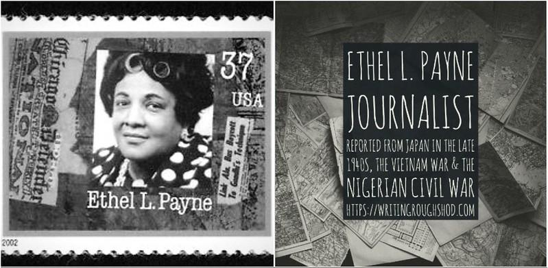ETHEL L. PAYNE #100travelHERS