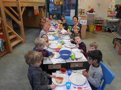 3KA: Ontbijt in de klas (16/02/17)