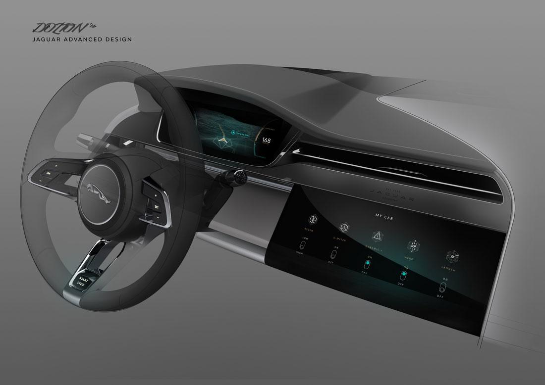 Jaguar I Pace Breaking The Rules Auto Design