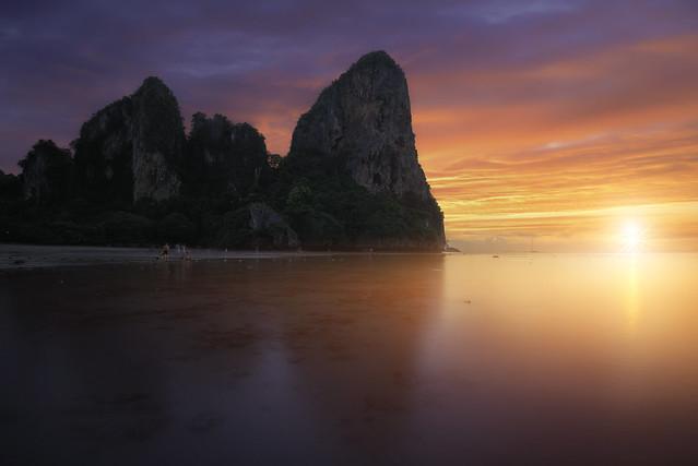 Railay Bay (Thaïlande)