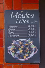 Curried Moules?