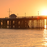 Early morning, Penarth Pier