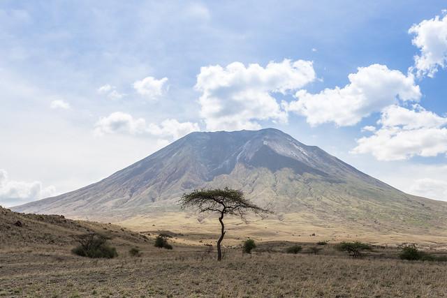 Ol Doinyo Lengai - Tanzania