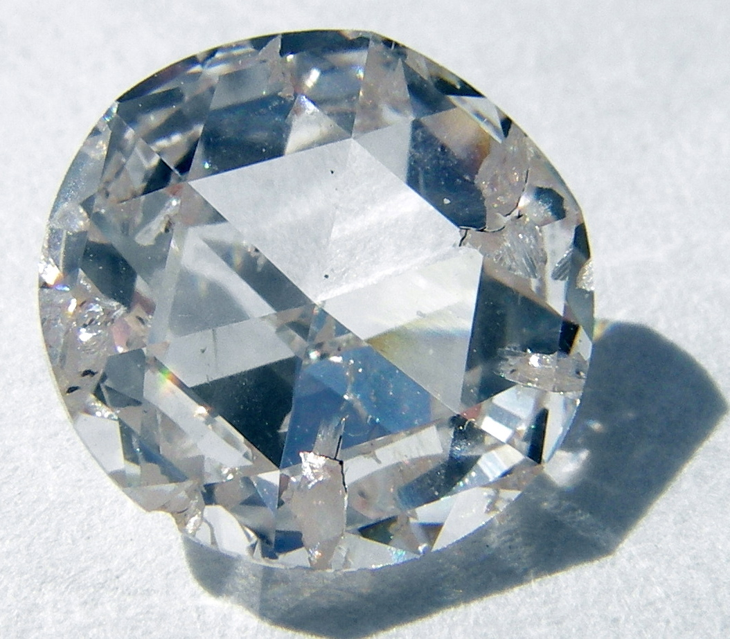 ダイヤモンド、参考写真 (Jurvetson/Flickr)