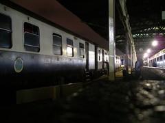 Nairobi Railway Station by Night
