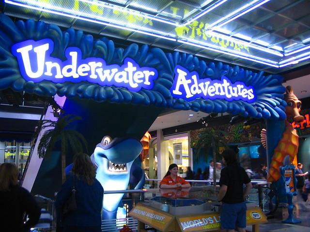 Aquarium mall of america coupons