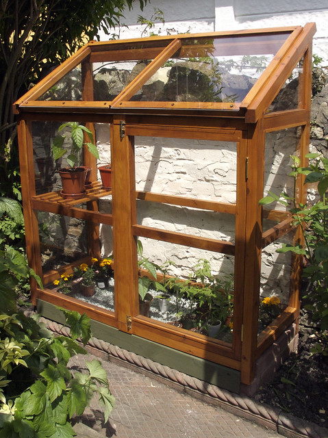 Our new greenhouse